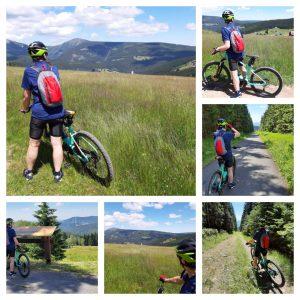 Mountainbiking Cerny Dul DRSPORT.CZ
